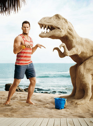 Chris Pratt - Men's Health Photoshoot - July 2015