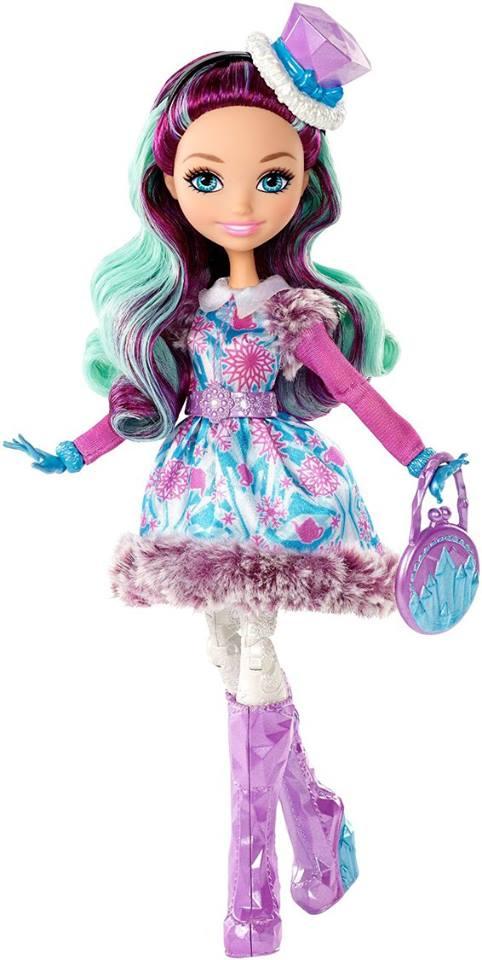 Ever After High Epic Winter Madeline Hatter doll - Ever ...