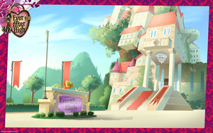 Ever After High School fondo de pantalla