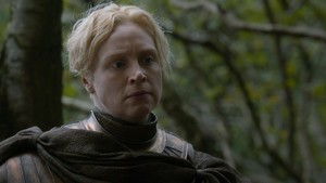 Gwendoline Christie as Brienne (Game of Thrones)
