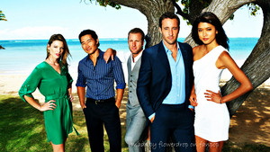 Hawaii Five-O پیپر وال