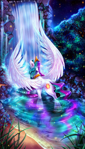 Innocence - Princess Celestia