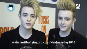 Jedward anti-bullying pro