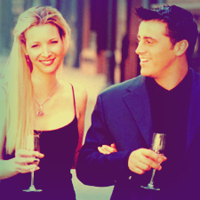 Joey and Phoebe