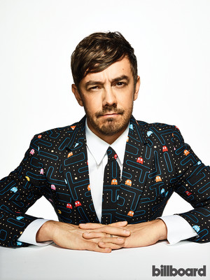 Jorma Tacccone - Billboard Photoshoot - May 2016