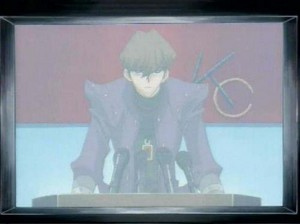 Kaiba and the Press Conference