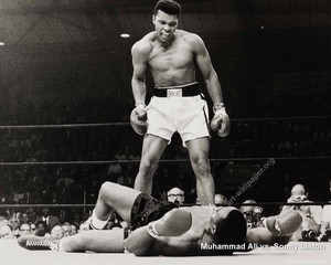Muhammad Ali-Cassius Marcellus Clay, Jr.,  (  January 17, 1942 – June 3, 2016)