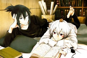 No. 6  Shion and Nezumi