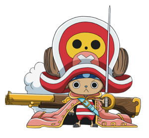 One Piece Film Z Chopper