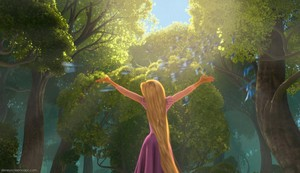 Rapunzel Singing