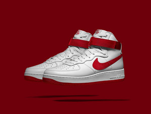 Rebirth of the legend the nike air