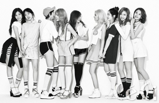 TWICE for '' CeCi''