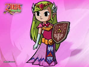 Zelda | The Minish topi