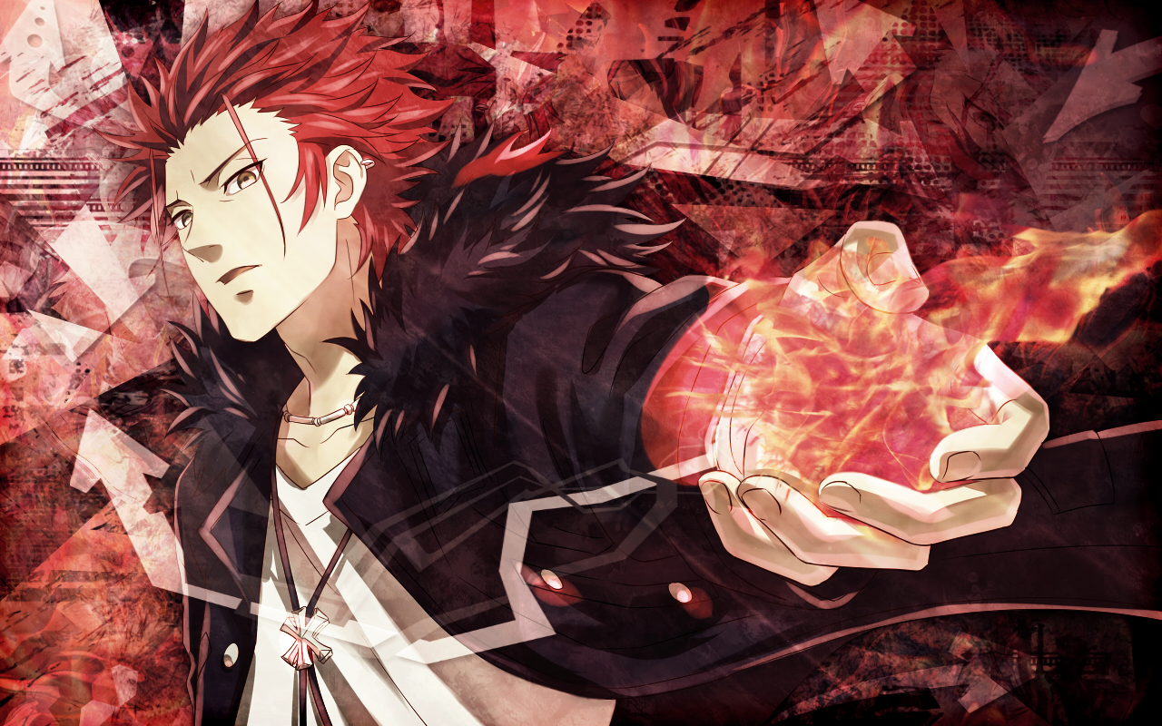 K Project Wallpaper 2 Mikoto Suoh By Umi No Mizu D5q8fq4 Suoh