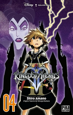 kingdom hearts 2 4 pika