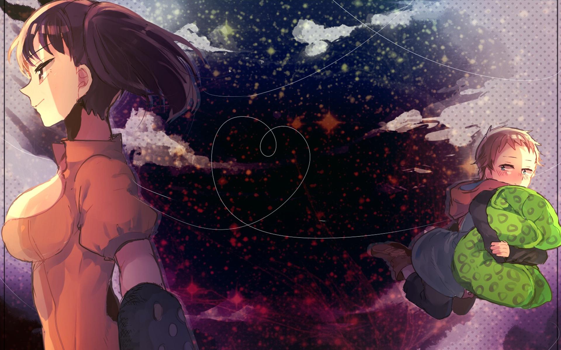 Seven Deadly Kings Diane King Nanatsu No Taizai Anime 1920x1200