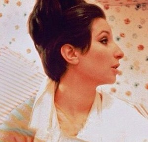 Young Barbra