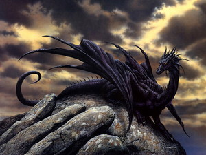 Black Elder Dragon