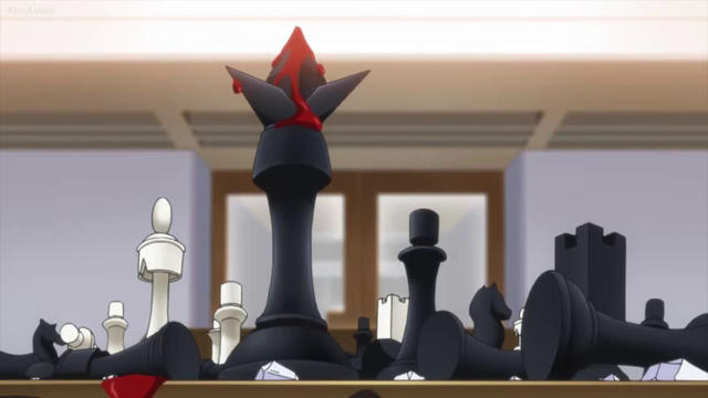 Blood Chess Code Geass