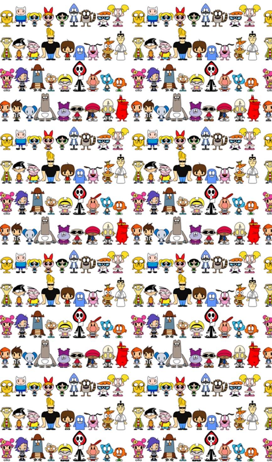 Ongekend Cartoon Network Characters - cartoon network foto (39762240) - fanpop GR-27