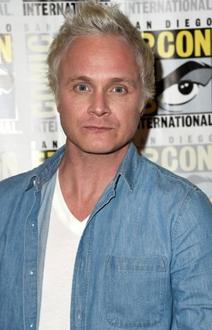 David Anders at San Diego Comic Con 2016