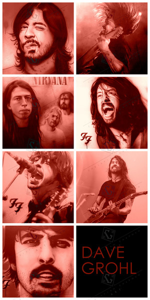 Grohl Mosaic I