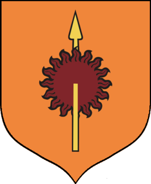 House Martell Main Shield