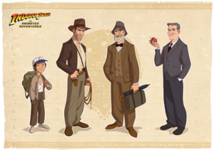 Indiana Jones: The Animated Adventures