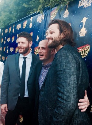Jensen Jared and Eric Kripke