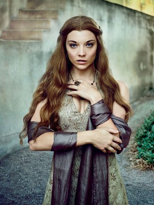 Margaery Tyrell Season 6 EW Promotional Photoshoot