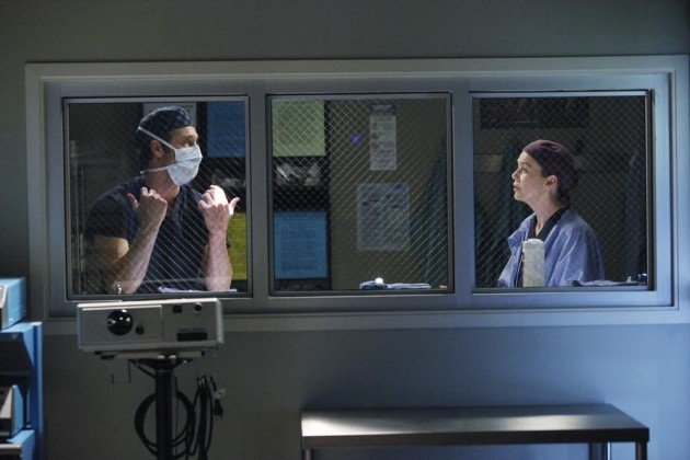Meredith and Derek 342