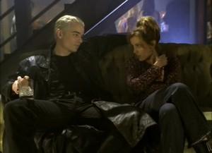 Spike and Anya