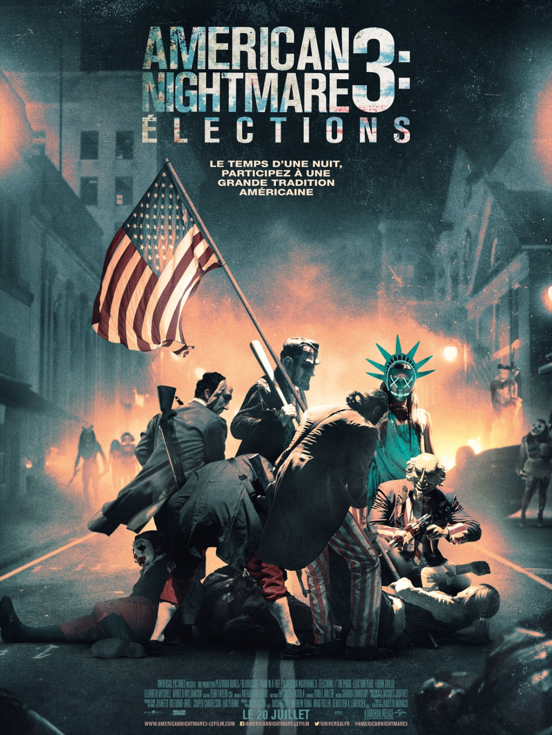 The Purge Election Year Posters Horror Movies Photo 39737621