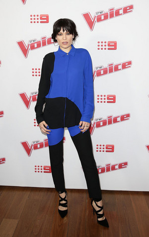 The Voice Au - juu 16 Artists Launch 2016