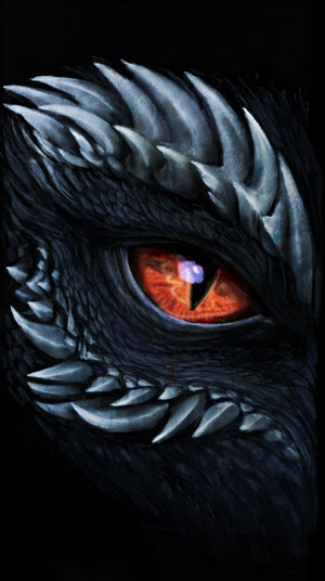 The eye of the ice dragon