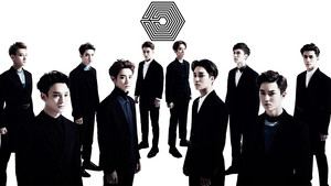 EXO kertas dinding EXO planet 2 the exoluxion sejak its4you d8kh9dt
