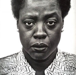 Black and White Portrait - Amanda Waller