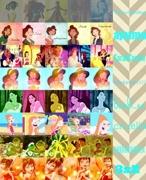 CAMH 20 in 20 Icon Contest Round 2 Artist's Choice Set