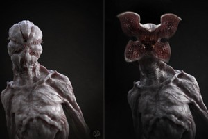 Concept Art: Demogorgon