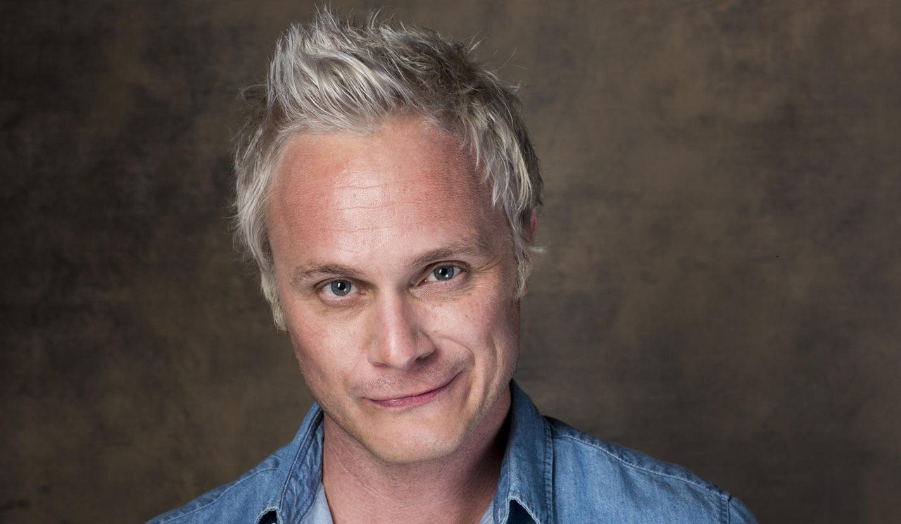 David Anders | SDCC 2016 Portrait