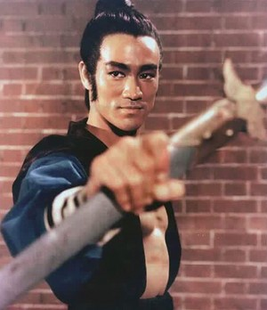 Dragon of jade warrior costume thunderbolt fist golden harvest run run shaw Bruce Lee 1971