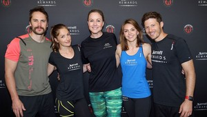 Friday Night Lights Reunion Spartan Race 1 Cast H 2016