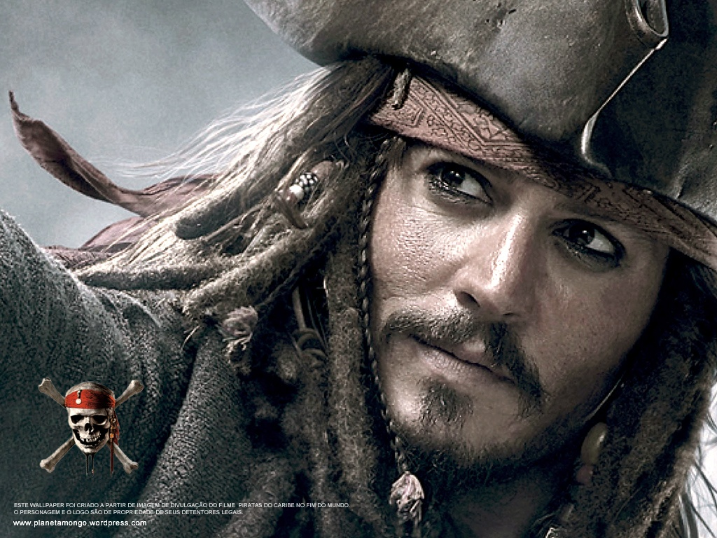 Jack Sparrow pirates of the caribbean 27970599