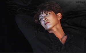 LEE JOON GI FOR SEPTEMBER ARENA HOMME