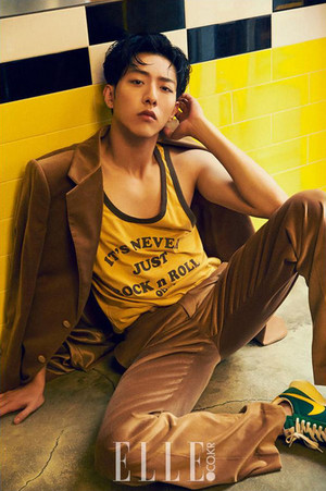 LEE JUNG SHIN FOR AUGUST ELLE