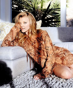 Natalie Dormer at Marie Claire Mexico Photoshoot