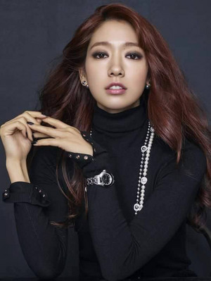 PARK SHIN HYE FOR 2016 SWAROVSKI