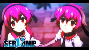 Servamp Anime 2016 Desktop wallpaper