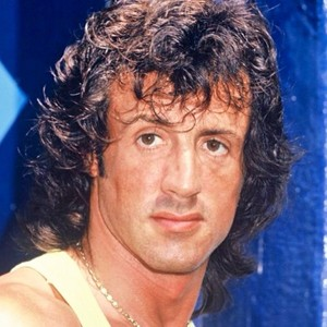 Sylvester stallone young long hair