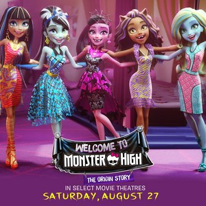Welcome to Monster High (Poster)